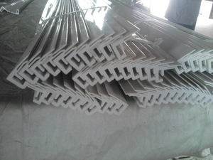 PVC Profle for Commercial Prototype