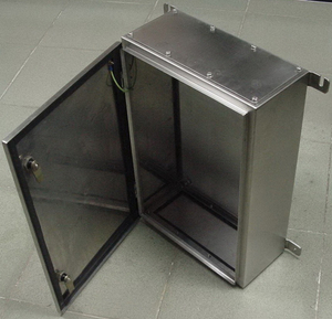 Stainless Sheet Metal Fabrication Case