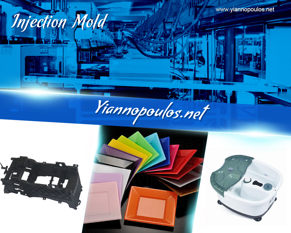 China plastic injection molding manufacturer 3