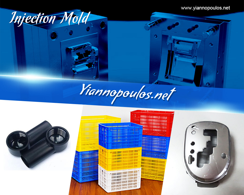 Introducing You To Plastic Injection Molding For Plastic Parts Manufacturing